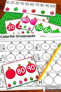 If you're looking for great Christmas literacy and math activities for kindergarten, this is it! Your Kinder classroom or homeschool students will get great practice with vowel sounds, practice making ten, making numbers, CVC words, BUMP! games, counting, graphing, 2D shapes, number order, ending sounds, sight words, rhyming, and MUCH MORE! Did I mention many of them are FREE! These freebies are going to quickly become a favorite this December. Get them now!!