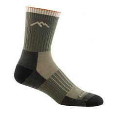 Darn Tough Hunter Micro Cushion Sock | Forest