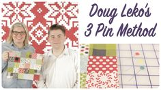 How to Sew Quilt Row