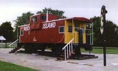 old cabooses for sale - Google Search
