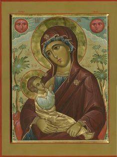 ΕΥΧΕΣ σε λεχώνα μητέρα και το νεογέννητο βρέφος   Οικογένεια: μια γωνιά του Παραδείσου Religious Icons, Madonna, Mona Lisa, Princess Zelda, Artwork, Painting, Fictional Characters, Nursing, Russian Icons