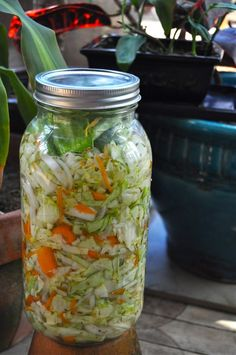 I find it fascinatingthat so many cultures around the world have recipes for fermented cabbage. Europe has sauerkraut, Korea has kimchi, and El Salvador has curtido! When something is done all ar...