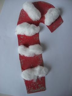 Simple Christmas Craft for young kids.