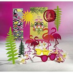 Idea decorativa Fiesta de Hawaii