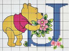 Winnie the Pooh - J