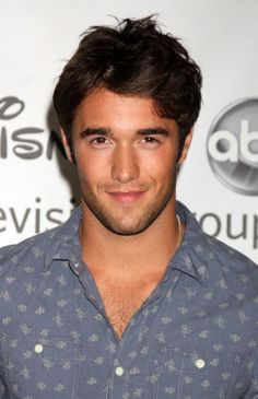 "Joshua Bowman. Not only is he one of the hot actors on ABC's ""Revenge"" but he's a Brit too! Also was ""friends"" with Amy Winehouse and Miley Cyrus."