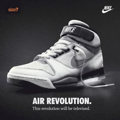 This Revolution will be televised. Launching Saturday 6th July instore and online #nike