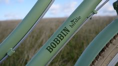 A beautiful Bobbin Birdie in Sage http://www.bikelands.co.uk/collections/bobbin-bicycles/products/bobbin-birdie-new-for-2014