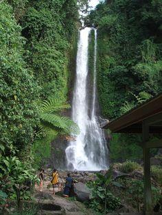 Admire beautiful waterfalls on this Singaraja and Bedugul North Coast Bali Mountain Tour!