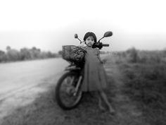 Viajar con niños en moto