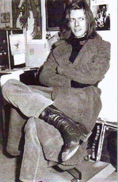 Bowie January 1971