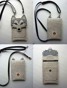 Deluxe Siberian husky case for iPhone SE 5 5S 5C 6 por BoutiqueID
