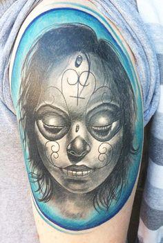 Tattoo Artist - Dris Donnelly