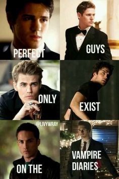 Hell yeah!! But nothing can replace Damon and Stefan!!❤️