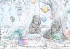 Tatty teddy Party