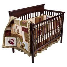 Eddie Bauer Enchanted Hollow Crib Bedding Set