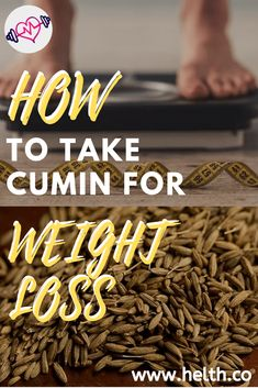 Cumin is a magical remedy to lose considerable weight without compromising on taste. Let& look at how you can use cumin for weight loss and yes it works! Weight Loss Meals, Weight Loss Secrets, Weight Loss Drinks, Losing Weight Tips, Weight Loss Smoothies, Fast Weight Loss, Healthy Weight Loss, How To Lose Weight Fast, Fat Fast