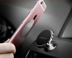 Magnetic Car Phone Holder Stand - 3 Models