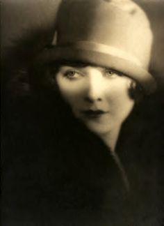 """""""I don't eat very much and I avoid rich foods. And I don't exercise very strenuously. I've no ambition to be an expert in sports. As a matter of fact, the very strenuous, athletic type of woman, it seems to me, frequently wears herself out too much. She suffers both in health and looks."""" -- Alice Terry (Bizarre Los Angeles)"""