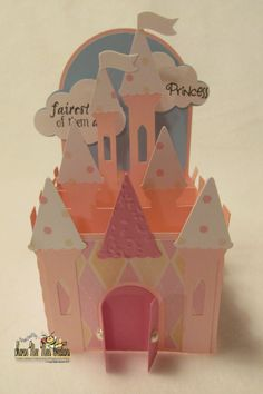Castle Box Card