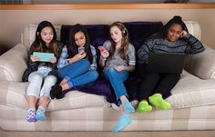 Learning in the Age of Digital Distractions -- what science says about our children's brains (as well as our own). Samsung 1, Digital Detox, Parental Control, Parent Resources, Parenting, Age, Learning, Ipad, Laptop