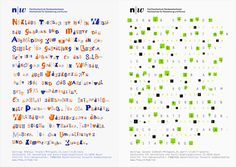 invitations for a series of lectures at the basel school of design, 2007  - annik troxler interview