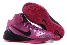 "44667cea2963 Discover the Nike Hyperdunk 2014 ""Think Pink"" Pinkfire II Black-Hyper  Pink-White Super Deals collection at Pumarihanna. Shop Nike Hyperdunk 2014  ""Think ..."