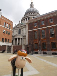 25. Hamish. #shauninthecity Paternoster Square Column in London, Greater London