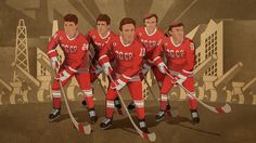 Mastering the Weave: How the Soviet Hockey Documentary 'Red Army' Scored «