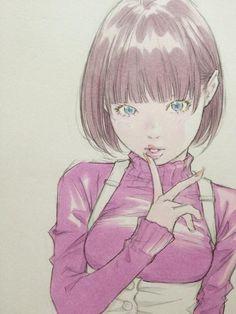 ショートヘアの秋。 さあ、貴女もレッツ・ショート by Eisakusaku