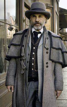 """Christoph Waltz in """"Django Unchained"""""""
