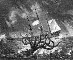 John Gibson. The Kraken