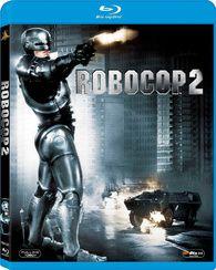 RoboCop 2 (Blu-ray) Temporary cover art
