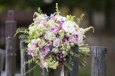 Beautiful wedding bouquet
