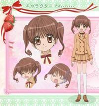 Ichigo Amano School Uniform (Yumeiro Patissiere)