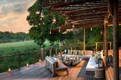 Travel Safari Lodges Lion Sands, Kruger National Park |South Africa