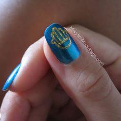 #hamsa #nails