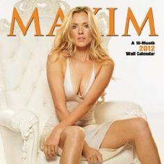 Maxim 2012 Wall Calendar