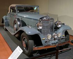 Marmon SIXTEEN LE BARON CONVERTIBLE COUPE 1932 by stkone, via Flickr