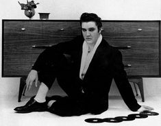 Two Sexy Dressers... from Elvis Presley's Hungerford shoot December 1956