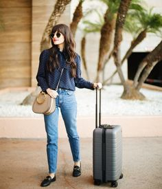 New Darlings - Travel style. #awaywego #madewell