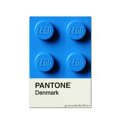 PANTONE Denmark Pantone Blue, Pantone Colour Palettes, Pantone Color, Blue Website, Lego Books, Pantone Swatches, Photography Sketchbook, Palette Art, Blue Paint Colors