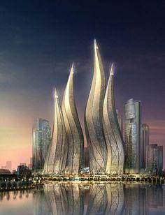 Tower Anara in Dubai