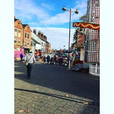 Ilkeston Fair is about to pop off!