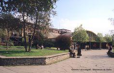 Estación del ferrocarril de Las Arenas, años 80 (Colección Joseba Geijo) (ref. JG262)