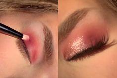 millieleer tiktok dark eye makeup - Google Search Makeup Utensils, Dark Eye Makeup, Dark Eyes, Lipstick, Google Search, Beauty, Dark Smokey Eye, Lipsticks, Beauty Illustration