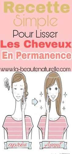 """Recette simple pour lisser les cheveux en permanence """" Hair Care, You can throw out your unnatural conditioners, hair serum, and styling products, and replace them with this coconut oil which is an all-natural proble. Beauty Care, Beauty Hacks, Hair Beauty, Beauty Tips, Galaxy Makeup, Hair Serum, Wash Your Face, Smooth Hair, Easy Hairstyles"""