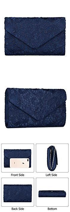 Leather Statement Clutch - Cosmic Birth Clutch by VIDA VIDA pkpIuF5PD8
