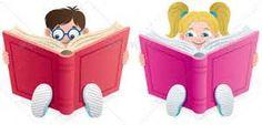 Summer Reading Clip Art