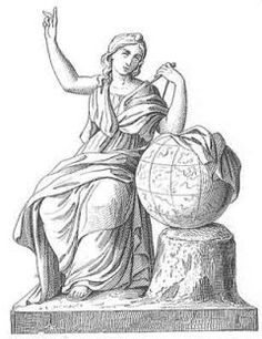 Urania: The muse of astrology and astronomy